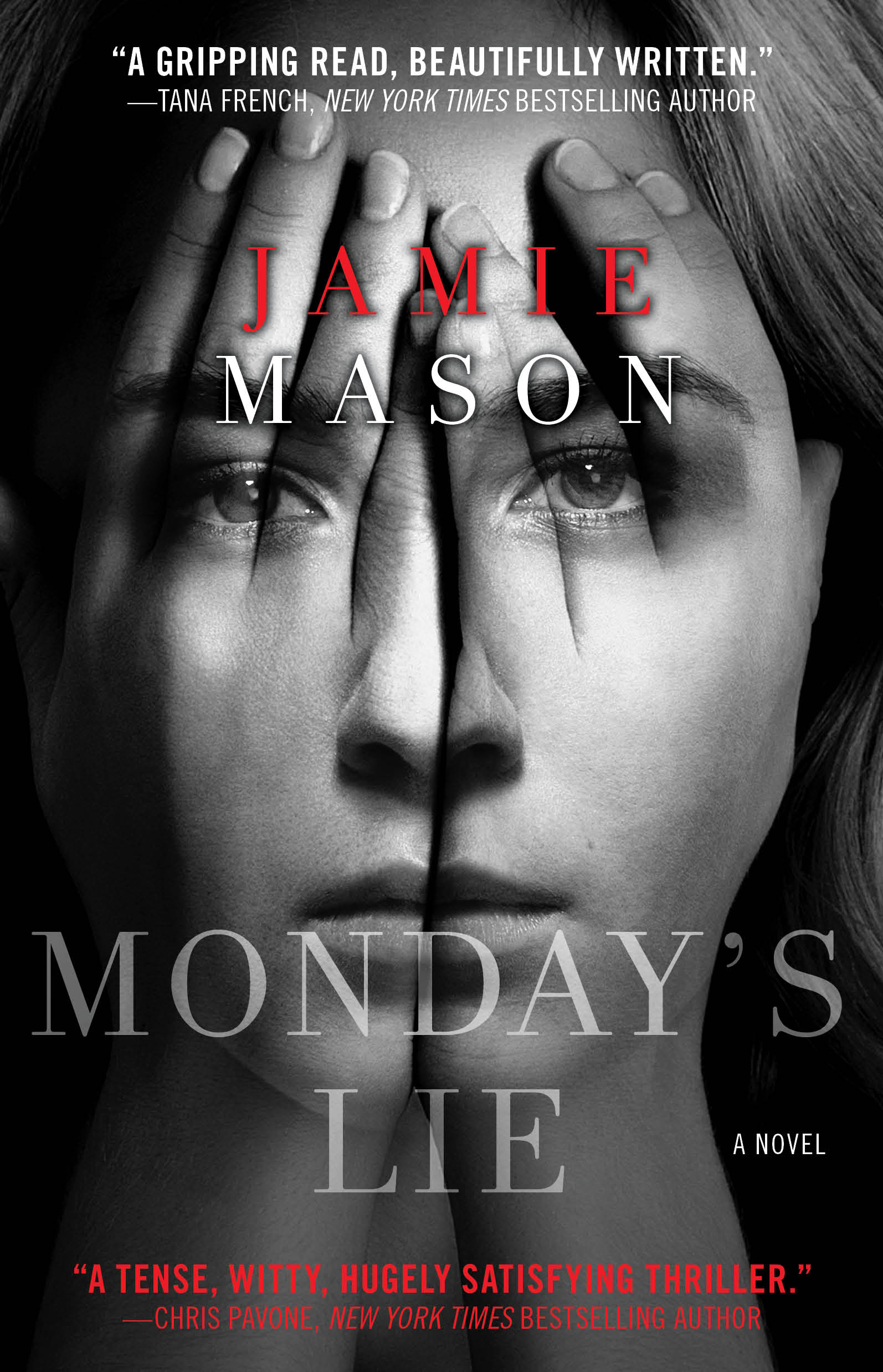 Monday's Lie Book Image