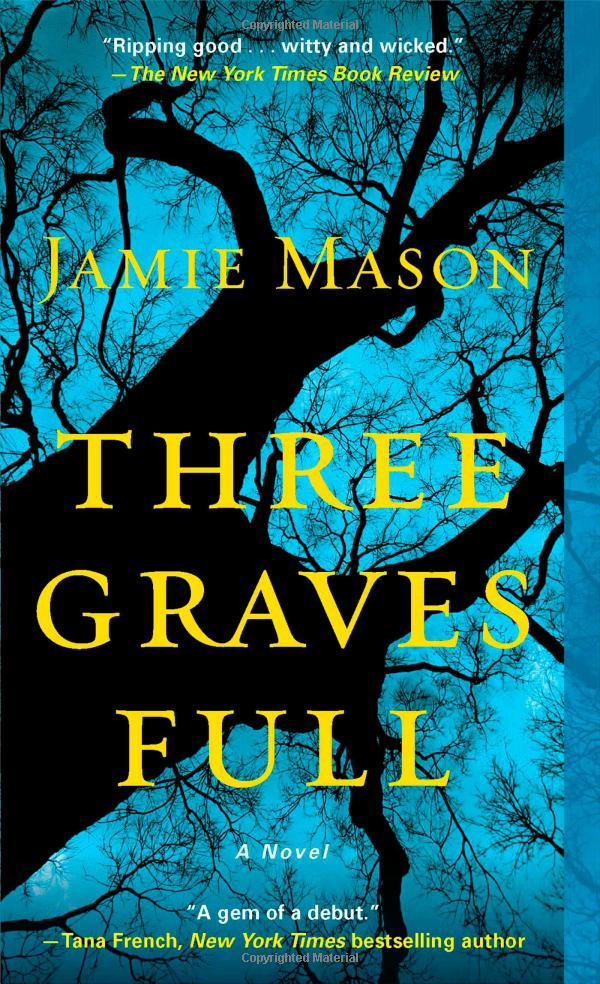 Three Graves Full Book Image